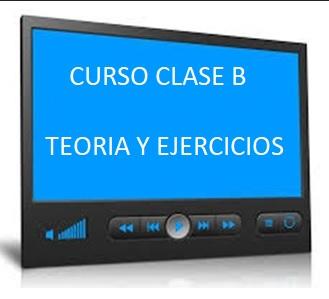Curso de Conducción  Clase B (Teoría y Ejercicios)